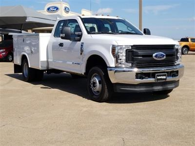 2019 F-350 Super Cab DRW 4x4,  Royal Service Body #KEF85936 - photo 8