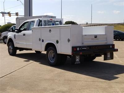 2019 F-350 Super Cab DRW 4x4,  Royal Service Body #KEF85936 - photo 2