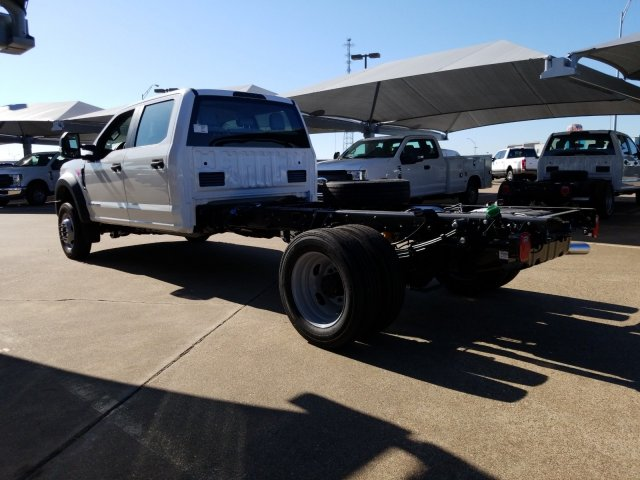 2019 F-450 Crew Cab DRW 4x4,  Cab Chassis #KEG02172 - photo 2