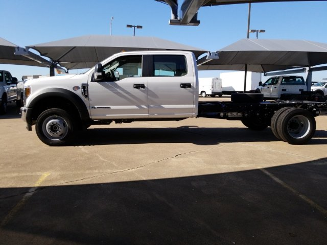2019 F-450 Crew Cab DRW 4x4,  Cab Chassis #KEG02172 - photo 6