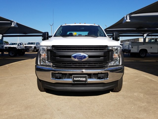 2019 F-450 Crew Cab DRW 4x4,  Cab Chassis #KEG02172 - photo 7