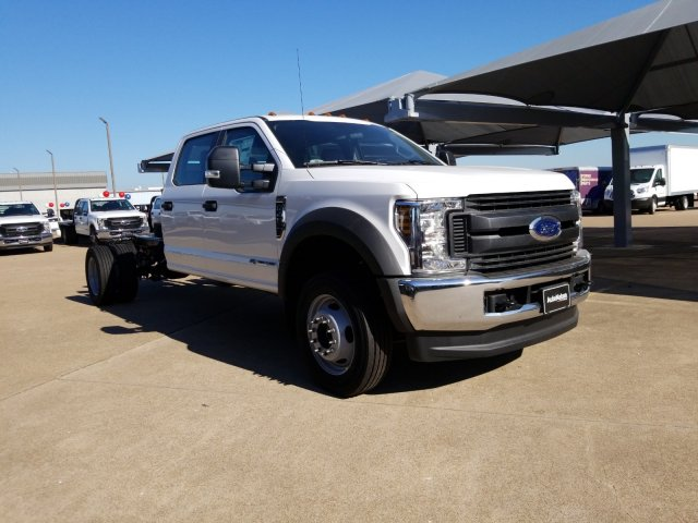 2019 F-450 Crew Cab DRW 4x4,  Cab Chassis #KEG02172 - photo 8