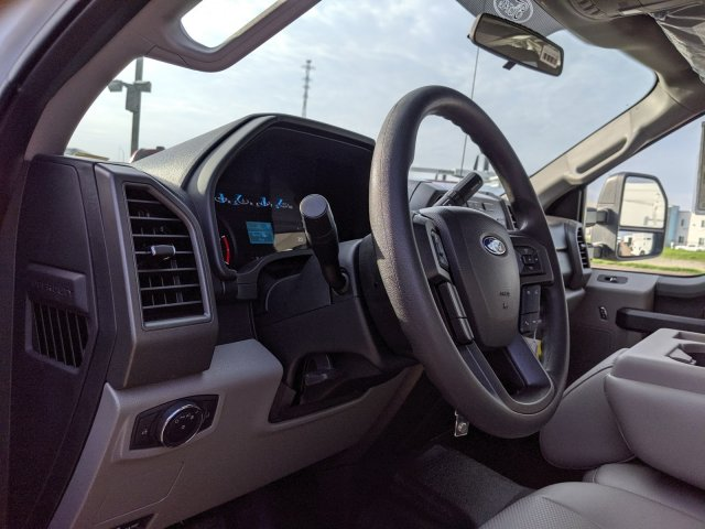 2019 F-350 Super Cab DRW 4x4, Norstar SF Platform Body #KEG13516 - photo 4