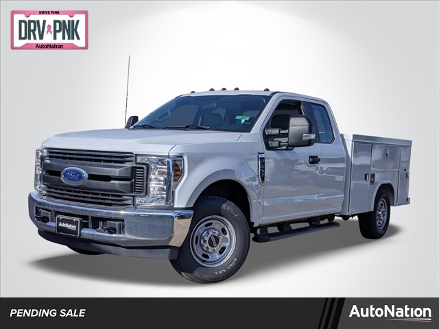 2019 F-250 Super Cab 4x2, Service Body #KEG17760 - photo 1