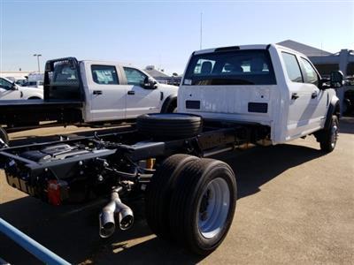 2019 F-450 Crew Cab DRW 4x2, Cab Chassis #KEG37960 - photo 2