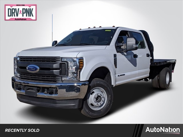 2019 F-350 Crew Cab DRW 4x4, Knapheide Platform Body #KEG58222 - photo 1