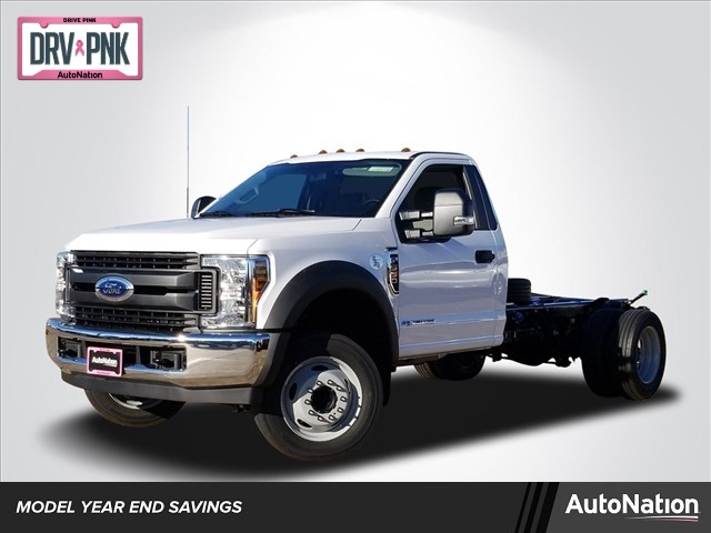 2019 F-550 Regular Cab DRW 4x2, Cab Chassis #KEG69930 - photo 1