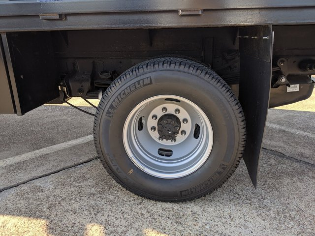 2019 F-350 Regular Cab DRW 4x2, Smyrna Truck Platform Body #KEG79972 - photo 11