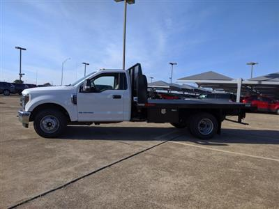 2019 F-350 Regular Cab DRW 4x2, Smyrna Truck Platform Body #KEG79972 - photo 6