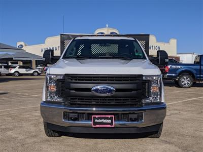 2019 F-350 Regular Cab DRW 4x2, Smyrna Truck Platform Body #KEG79972 - photo 7