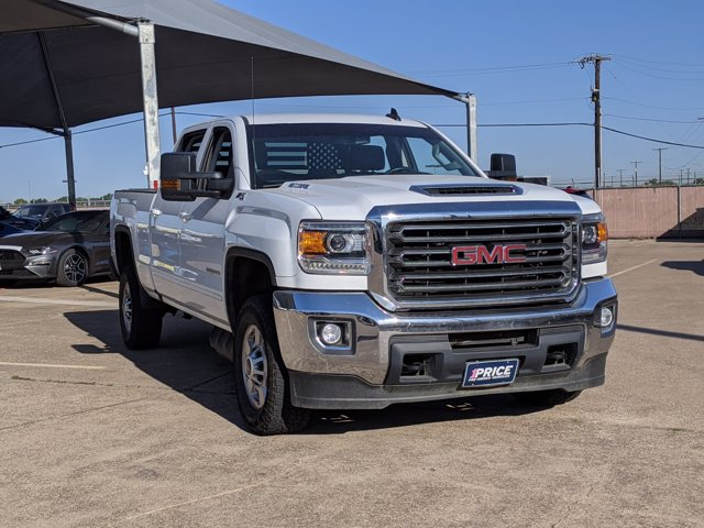 2019 GMC Sierra 2500 Crew Cab 4x4, Pickup #KF114049 - photo 4