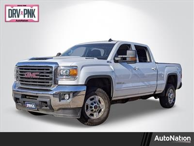 2019 GMC Sierra 2500 Crew Cab 4x4, Pickup #KF114049 - photo 1
