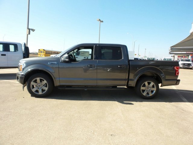 2019 F-150 SuperCrew Cab 4x2,  Pickup #KFA13590 - photo 3