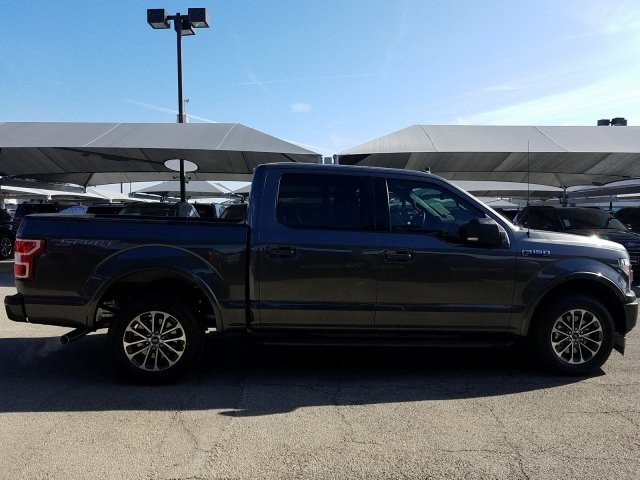 2019 F-150 SuperCrew Cab 4x2,  Pickup #KFA13740 - photo 6