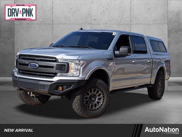2019 F-150 SuperCrew Cab 4x4,  Pickup #KFA79367 - photo 1
