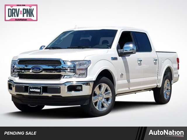 2019 F-150 SuperCrew Cab 4x2,  Pickup #KFC62450 - photo 1