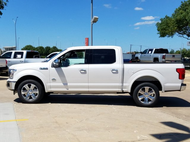 2019 F-150 SuperCrew Cab 4x2,  Pickup #KFC62450 - photo 3