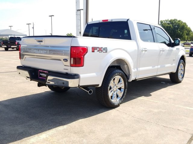 2019 F-150 SuperCrew Cab 4x4,  Pickup #KFC64666 - photo 5