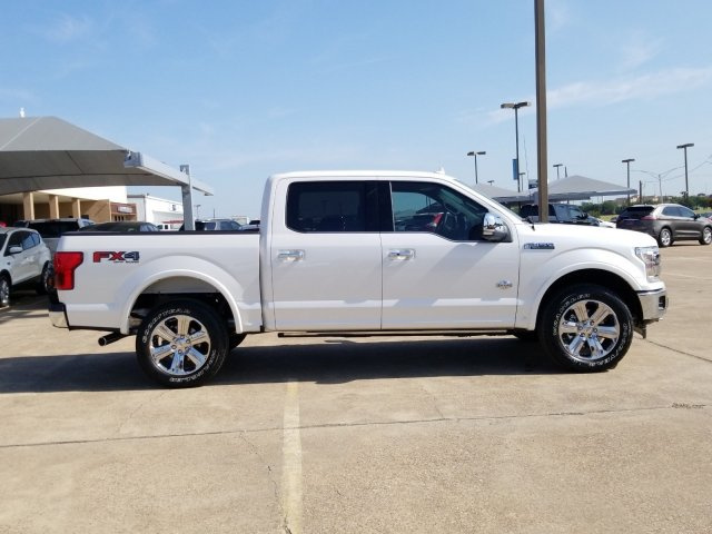2019 F-150 SuperCrew Cab 4x4,  Pickup #KFC64666 - photo 7