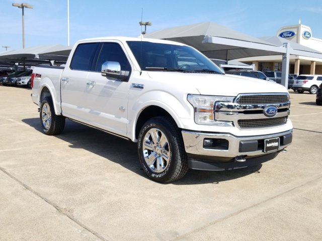 2019 F-150 SuperCrew Cab 4x4,  Pickup #KFC64666 - photo 8