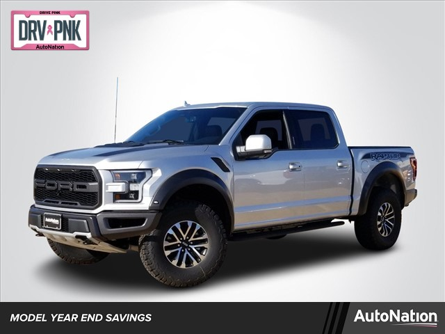 2019 F-150 SuperCrew Cab 4x4, Pickup #KFD45524 - photo 1