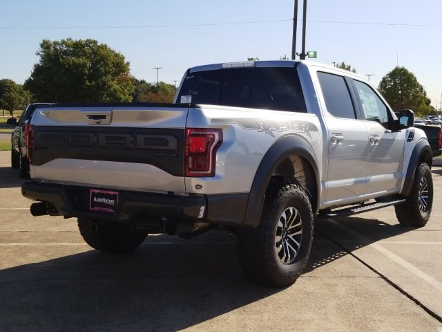 2019 F-150 SuperCrew Cab 4x4, Pickup #KFD45524 - photo 3