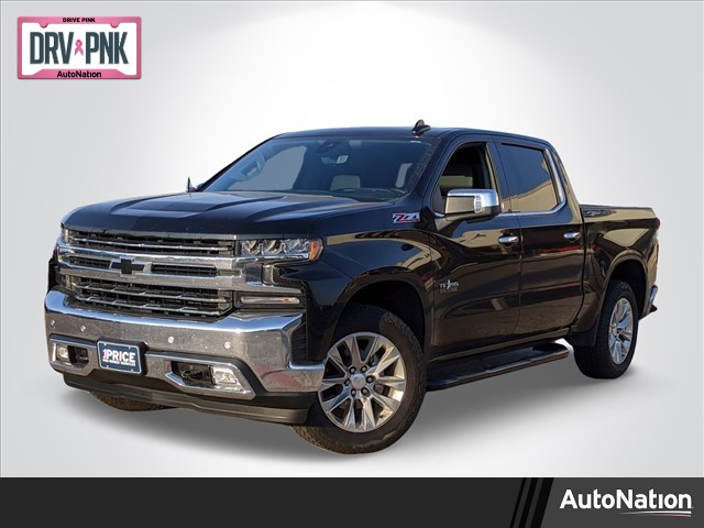 2019 Chevrolet Silverado 1500 Crew Cab 4x4, Pickup #KG231499 - photo 1
