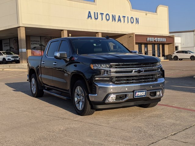 2019 Chevrolet Silverado 1500 Crew Cab 4x4, Pickup #KG231499 - photo 4