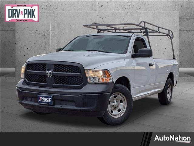 2019 Ram 1500 Regular Cab 4x2, Pickup #KG508618 - photo 1