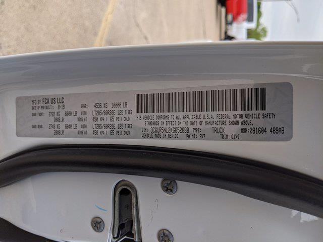 2019 Ram 2500 Mega Cab 4x4, Pickup #KG652888 - photo 21