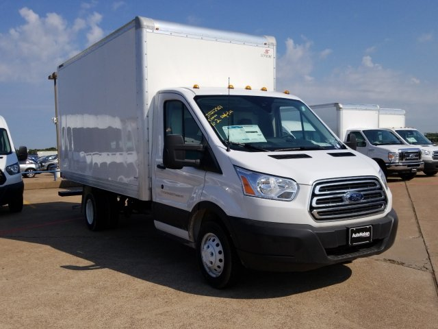 2019 Transit 350 HD DRW 4x2,  Supreme Iner-City Cutaway Van #KKA02688 - photo 6