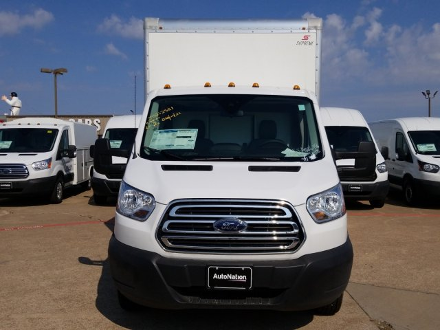 2019 Transit 350 HD DRW 4x2,  Supreme Iner-City Cutaway Van #KKA02688 - photo 7