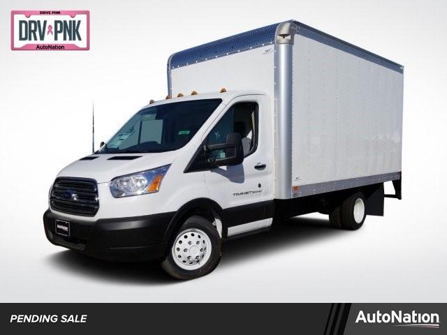 2019 Transit 350 HD DRW 4x2,  Cutaway Van #KKB08593 - photo 1