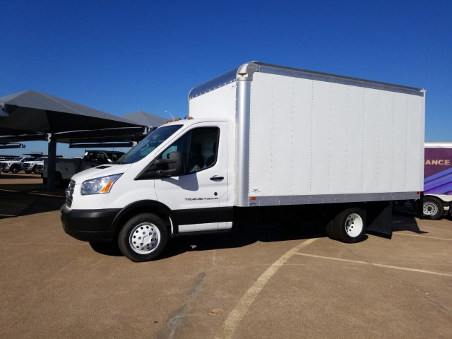 2019 Transit 350 HD DRW 4x2,  Cutaway Van #KKB08593 - photo 6