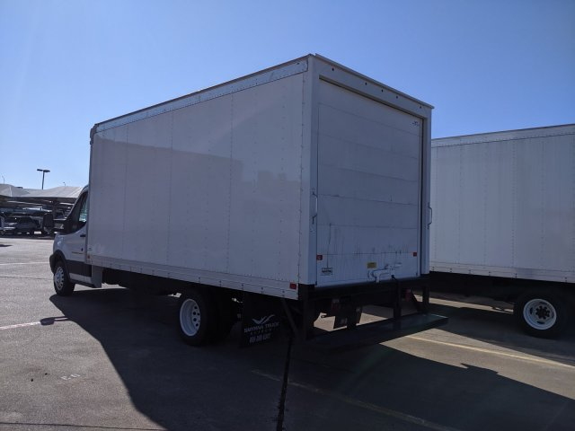 2019 Transit 350 HD DRW 4x2, Smyrna Truck Cutaway Van #KKB08597 - photo 2