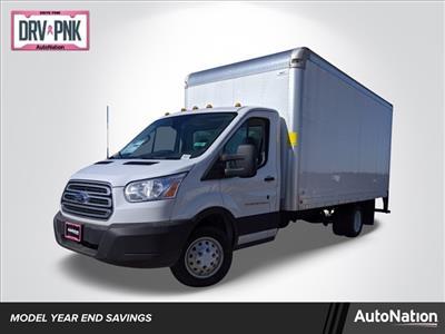 2019 Transit 350 HD DRW 4x2, Smyrna Truck Cutaway Van #KKB08597 - photo 1