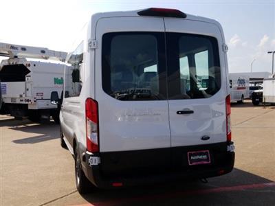 2019 Transit 350 Med Roof 4x2,  Passenger Wagon #KKB23836 - photo 2