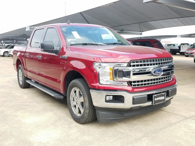2019 F-150 SuperCrew Cab 4x2,  Pickup #KKC09157 - photo 9