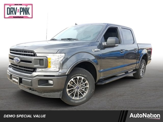 2019 F-150 SuperCrew Cab 4x4,  Pickup #KKC09240 - photo 1