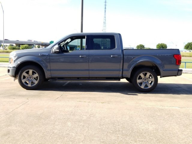 2019 F-150 SuperCrew Cab 4x2,  Pickup #KKC29665 - photo 4