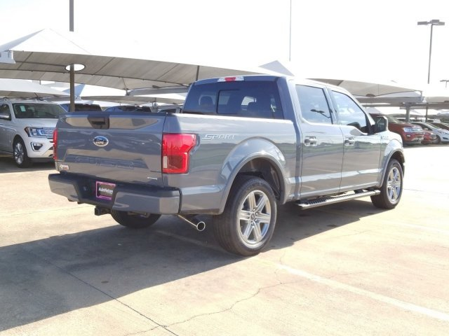 2019 F-150 SuperCrew Cab 4x2,  Pickup #KKC29665 - photo 7