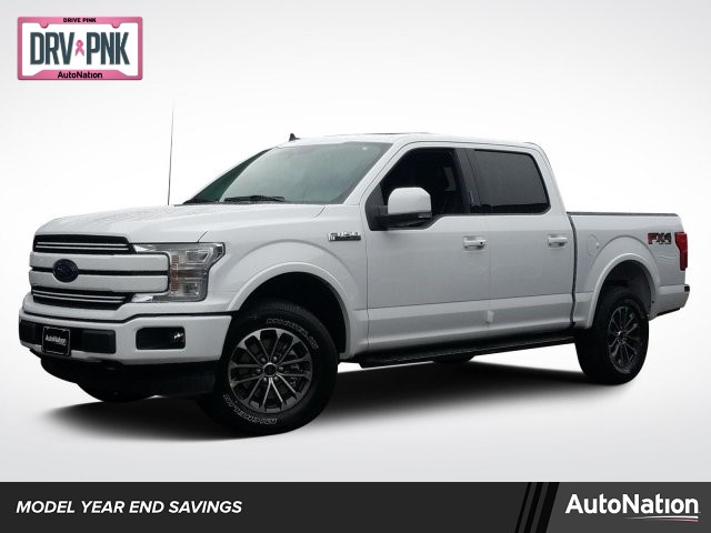 2019 F-150 SuperCrew Cab 4x4,  Pickup #KKC66813 - photo 1