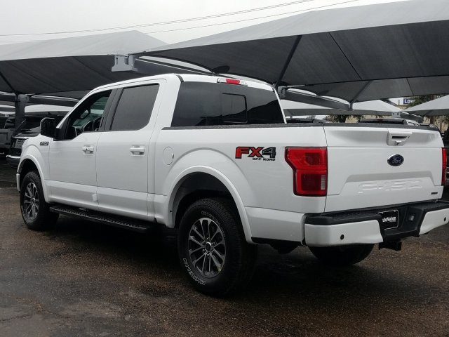 2019 F-150 SuperCrew Cab 4x4,  Pickup #KKC66813 - photo 2