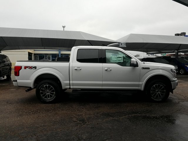 2019 F-150 SuperCrew Cab 4x4,  Pickup #KKC66813 - photo 6