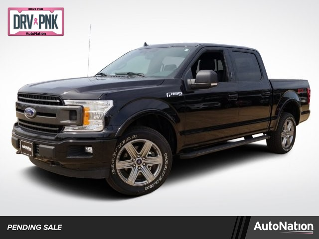 2019 F-150 SuperCrew Cab 4x4,  Pickup #KKC96106 - photo 1
