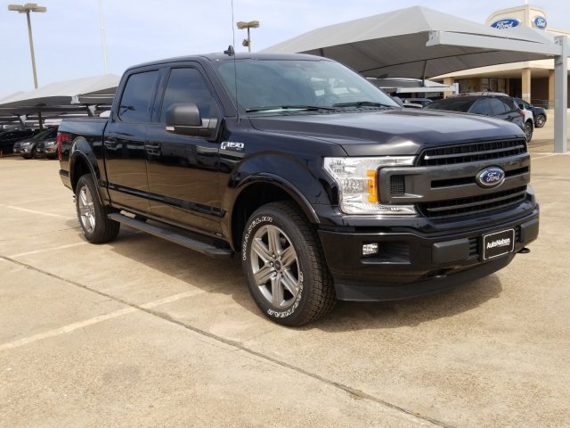 2019 F-150 SuperCrew Cab 4x4,  Pickup #KKC96106 - photo 7