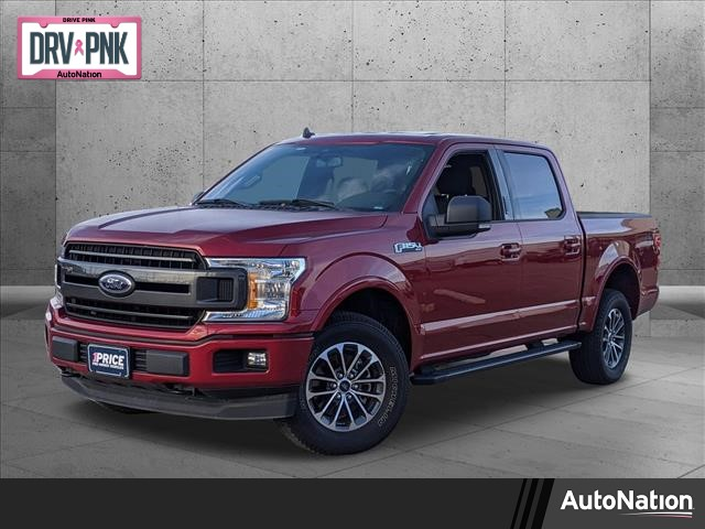 2019 F-150 SuperCrew Cab 4x4,  Pickup #KKD03224 - photo 1
