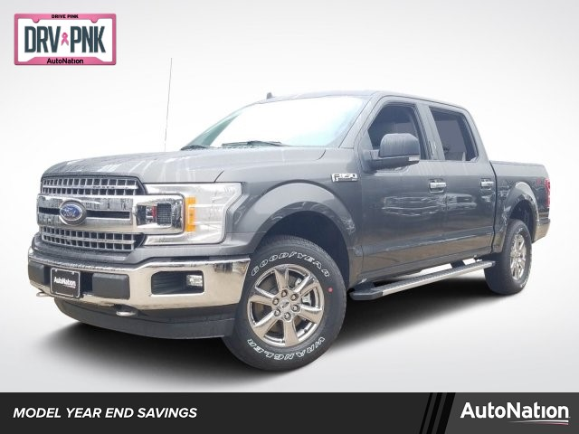 2019 F-150 SuperCrew Cab 4x4,  Pickup #KKD55275 - photo 1