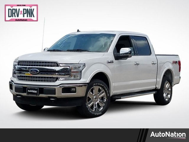 2019 F-150 SuperCrew Cab 4x4,  Pickup #KKD55324 - photo 1