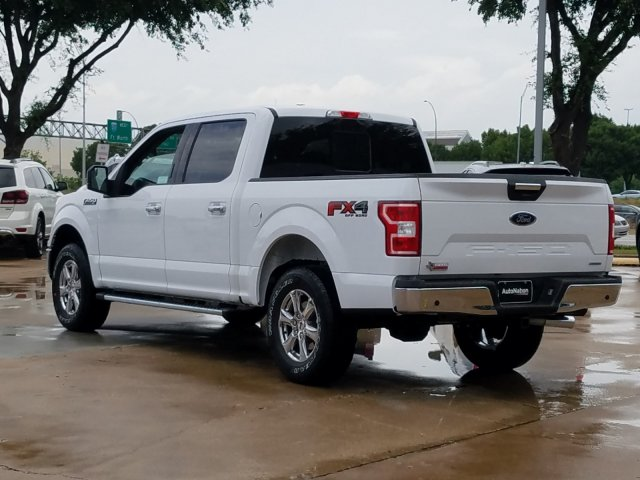 2019 F-150 SuperCrew Cab 4x4,  Pickup #KKD69668 - photo 1